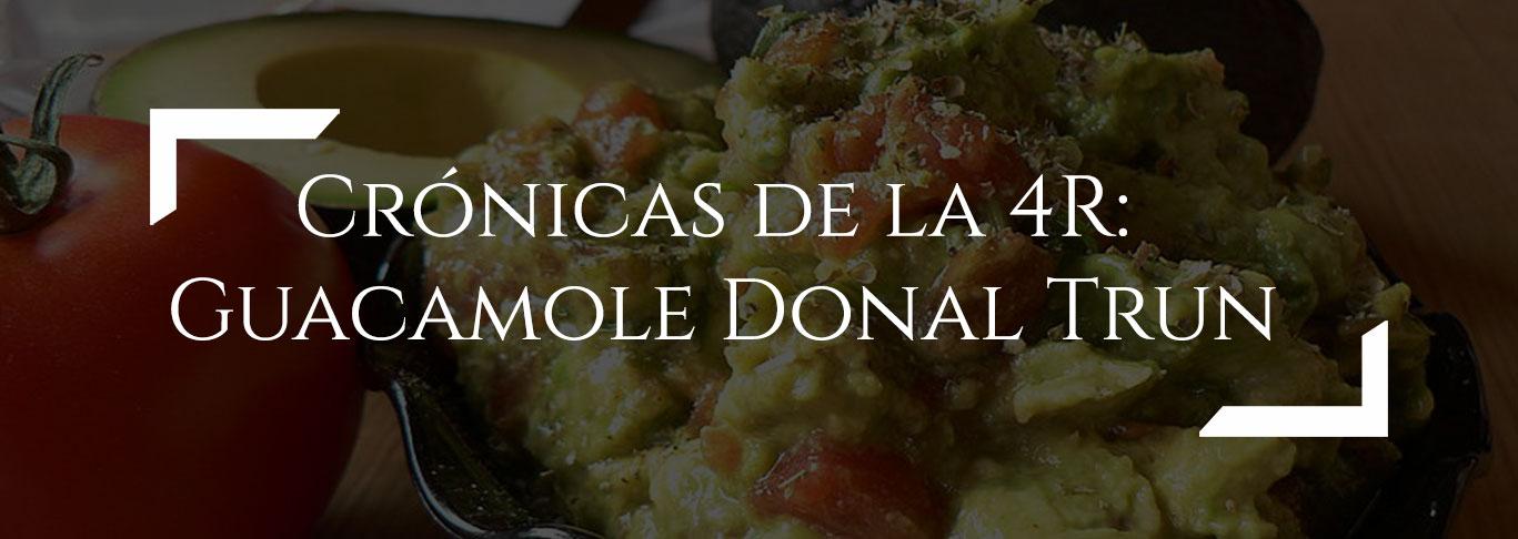 guacamole gringo